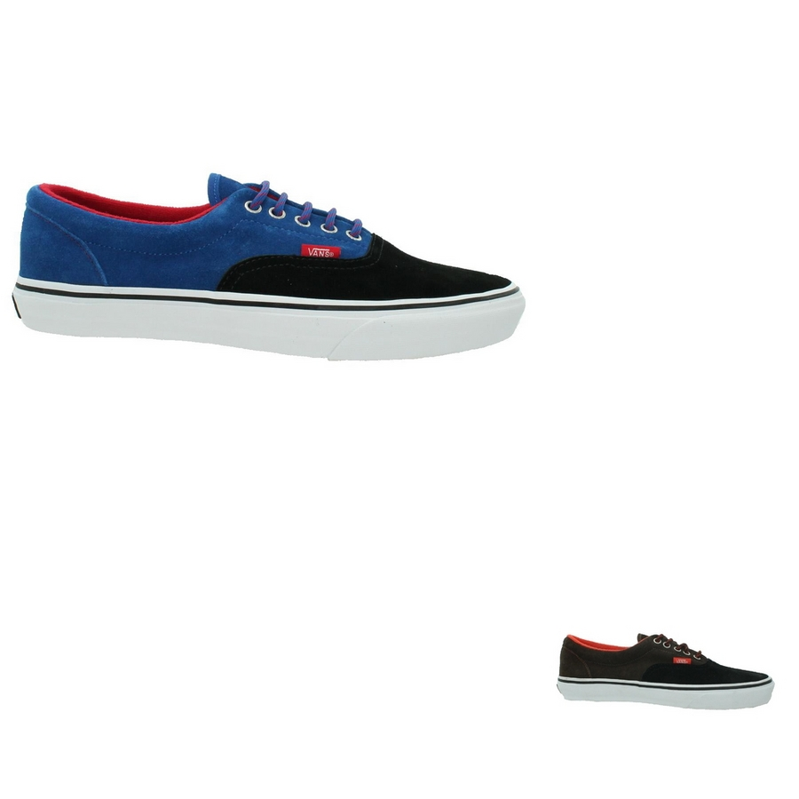 Vans-Era-Suede-NEW-Mens-Lace-Up-Skate-Trainers-Shoes-BRAND-NEW